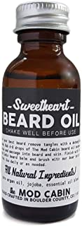 product image for Sweetheart Beard Oil - All Natural, Hand Crafted in USA
