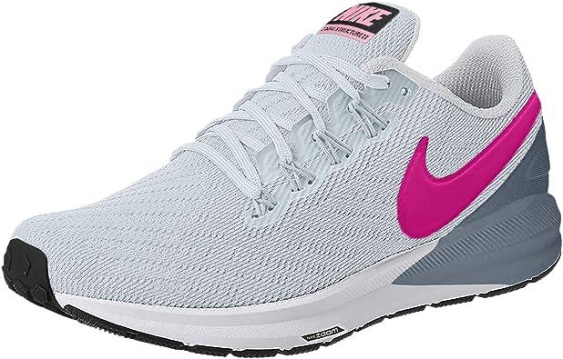 Fabricante no usado Parcial  Nike Women's Air Zoom Structure 22 Running Shoe, Black, Size 11.5: Amazon.ca:  Shoes & Handbags