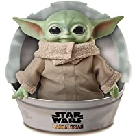 Mattel Star Wars The Child Plush Toy 11-Inch Baby Yoda Deals