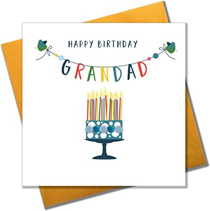BIRTHDAY CARD ~ GRANDAD