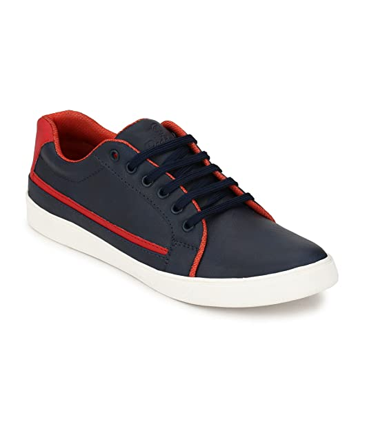 Peddeler Men's Blue Sneakers Shoes Men's Sneakers at amazon