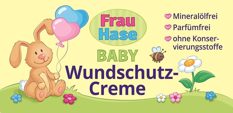 Frau Hase BABY Wundschutzcreme 50 gr. Tube Frau Hase Pflegeprodukte ...