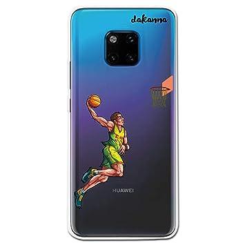 dakanna Funda para Huawei Mate 20 Pro   Jugador de Baloncesto ...
