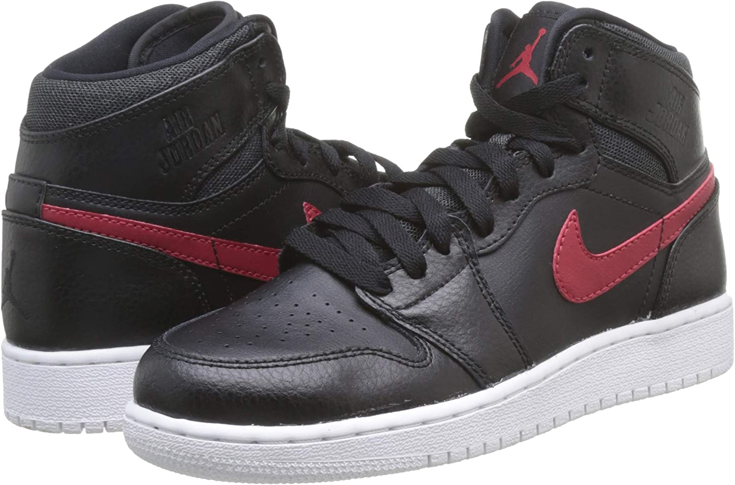 Nike Air Jordan 1 Retro High Bg Zapatillas de Baloncesto para Ni/ños