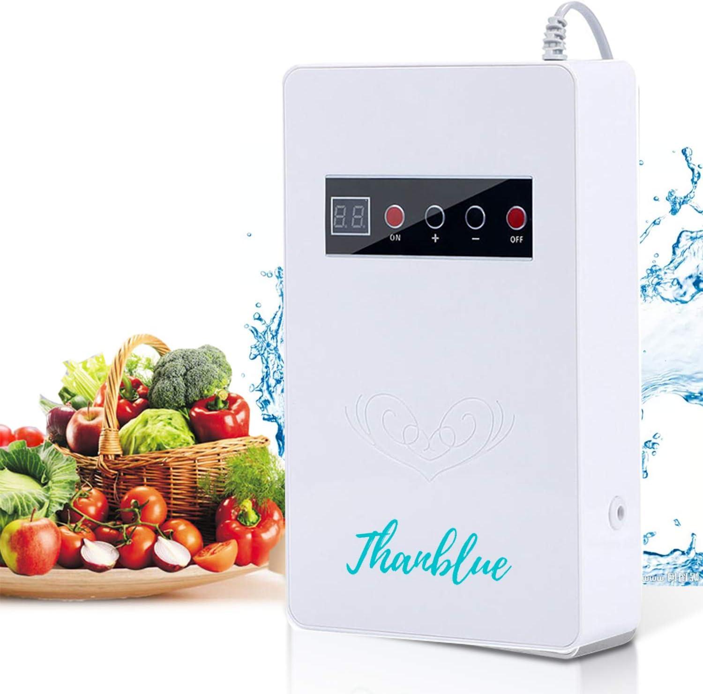 Cenblue - Generador de ozono para el hogar, purificador de aire ...