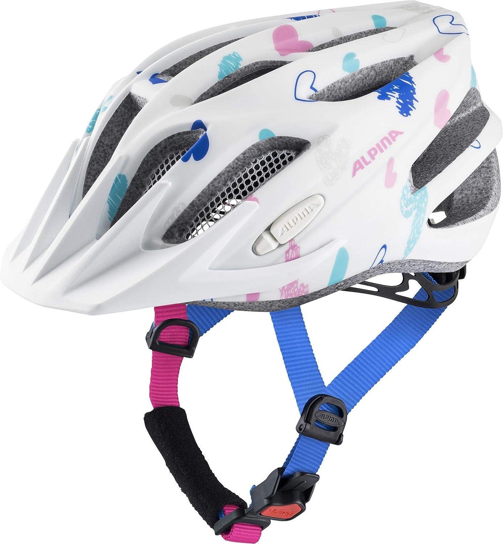 Alpina FB JR. 2.0 LE Casco de Ciclismo