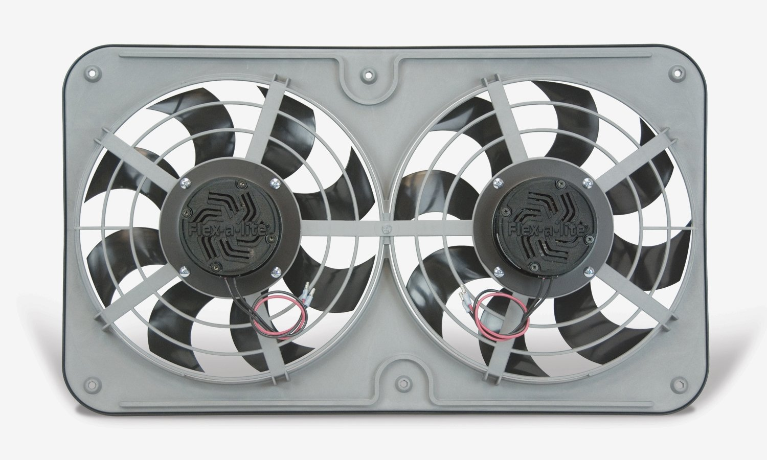"Flex-a-lite 480 X-treme S-blade 12"" Dual Reversible Fan with Controls"