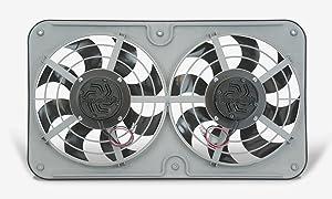"Flex-a-lite 480 X-treme S-blade 12"" Dual Reversible Fan with Controls"
