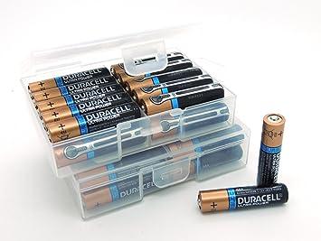 Elektromaterial set 2: 48x Mignon Aa Lr06 +box Heimwerker Nemt Flachbox Mit 48 X Varta Longlife Power