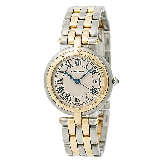 Panthere Cartier de Cartier Cuarzo Mujer Reloj 183964 (Certificado) de Segunda Mano: Cartier: Amazon.es: Relojes