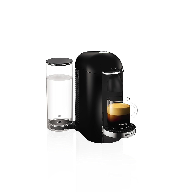Nespresso Vertuo Plus, Black Finish By Krups Amazoncouk Kitchen &
