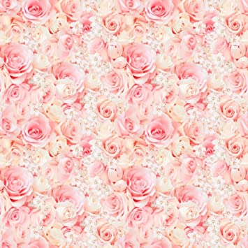 Pink flower wrapping paper forteforic pink flower wrapping paper mightylinksfo