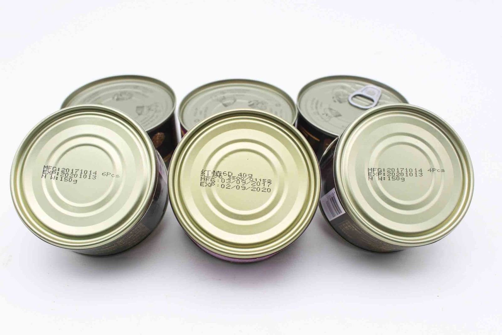 China Good Food Set-2 Canned abalone set 4 pieces & 6 pieces Total 6 Cans Free Airmail by China Good Food (Image #3)