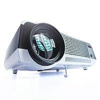 Ultra Datashow Data Show Retro Projetor 3800 Lumens Vga Hdmi Rca Sd Av Usb P2