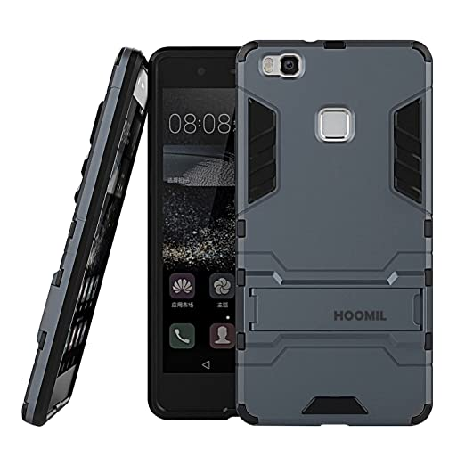 3 opinioni per Cover Huawei P9 Lite, HOOMIL [Bumper Caso] Custodia P9 Lite [Ultra Sottile] Case