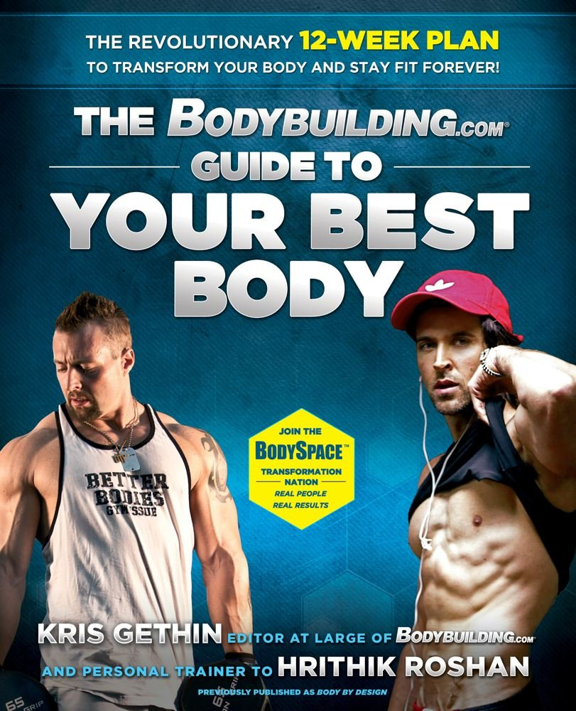 buy the bodybuilding com guide to your best body book online at low