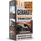 CERAKOTE Ceramic Trim Coat - Guaranteed Restoration to Last Over 200 Washes - A Ceramic Coating Not a Dressing - Quick and Ea