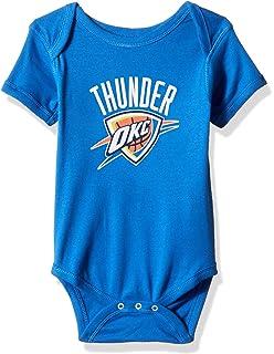 NBA by Outerstuff NBA Newborn /& Infant Boston Celtics Little Fan 3pc Bodysuit Set 24 Months Heather Grey