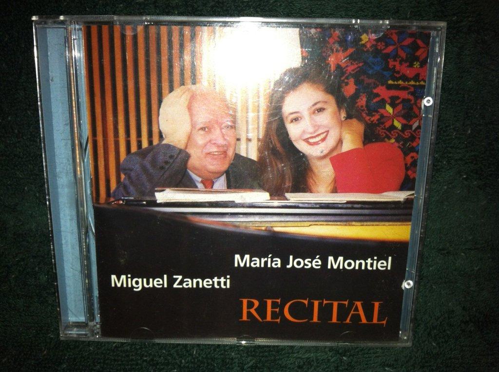 Maria José Montiel, Miguel Zanetti: Recital