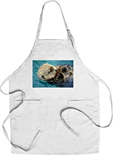 product image for Sea Otter Up Close (Cotton/Polyester Chef's Apron)