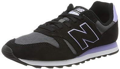 new balance 373 mujer negro