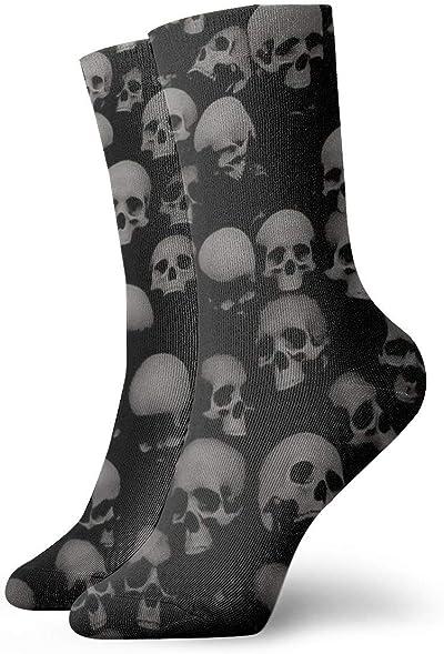 chaussettes tête de mort 3
