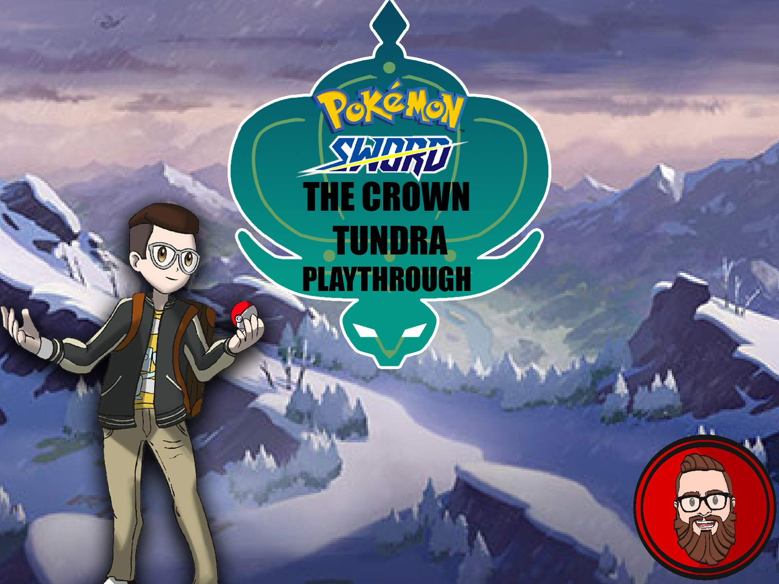 Clip: Pokemon Sword The Crown Tundra Playthrough - Season 1