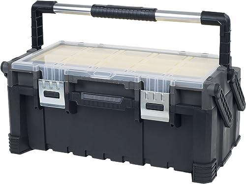 Stalwart 75-MJ5051B Contractor Grade Tool Box 22 Inch