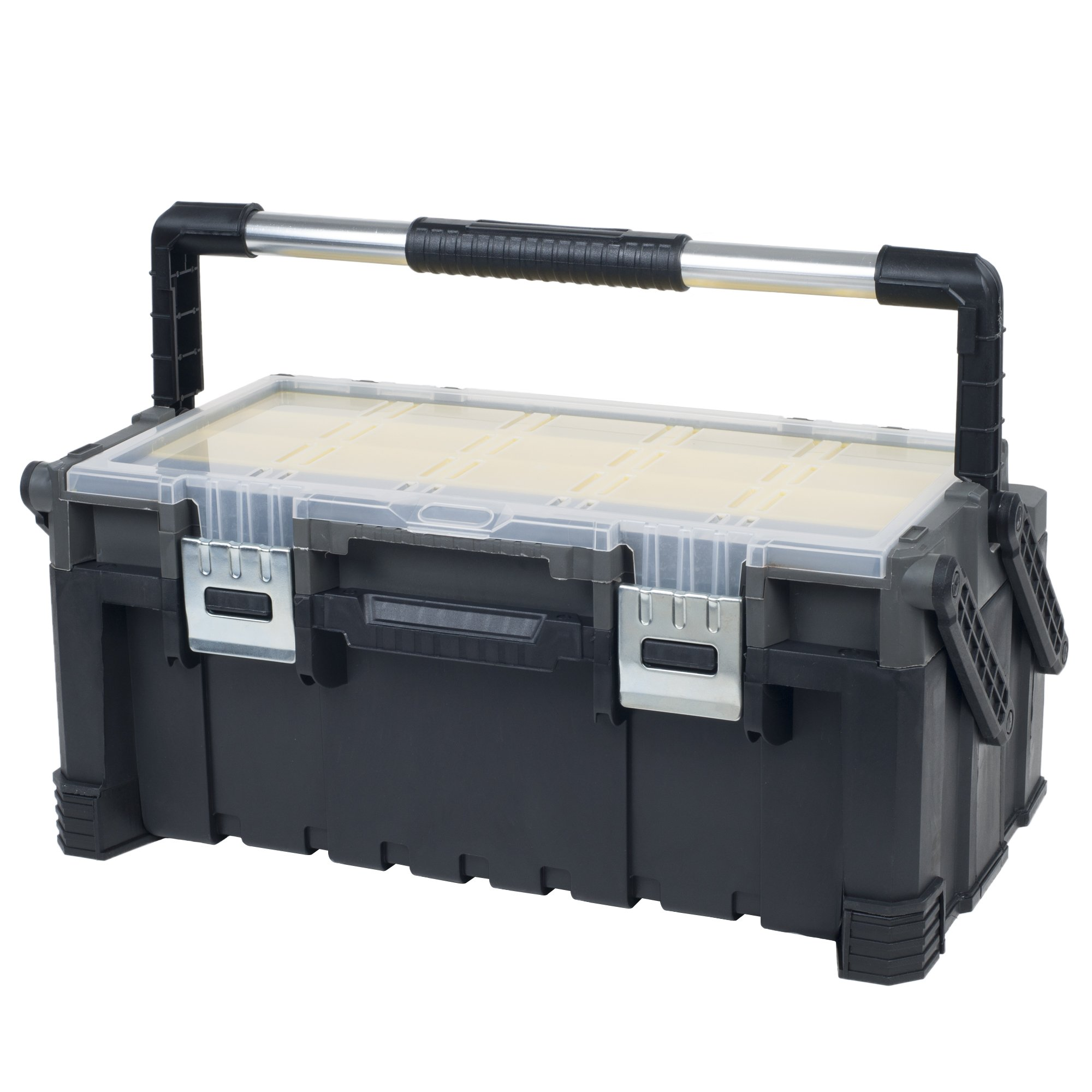 Stalwart 75-MJ5051B Contractor Grade Tool Box - 22 Inch by Stalwart