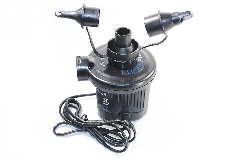 12 cm Hinchador de aire con conexi/ón coche 12V Intex 66626