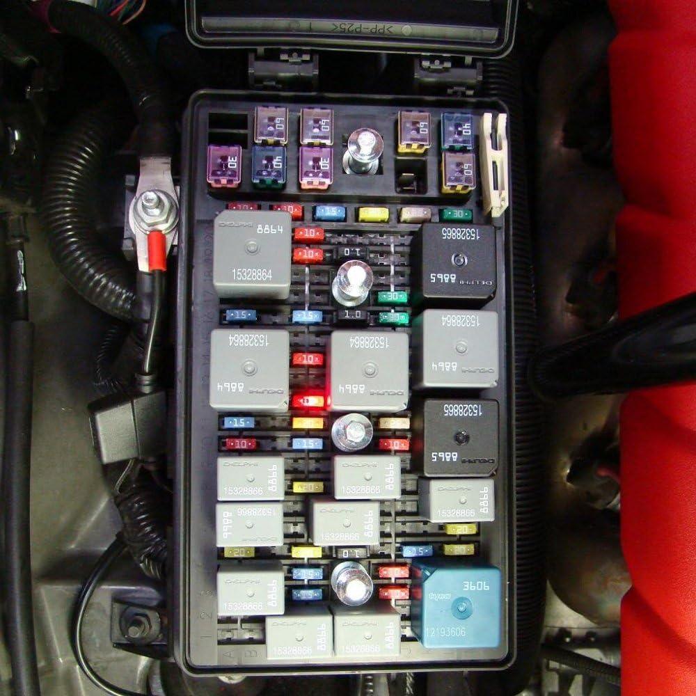Amazon.com: C6 Corvette 2005-2013 CAGS 1-4 Skip Shift Bypass Fuse:  AutomotiveAmazon.com
