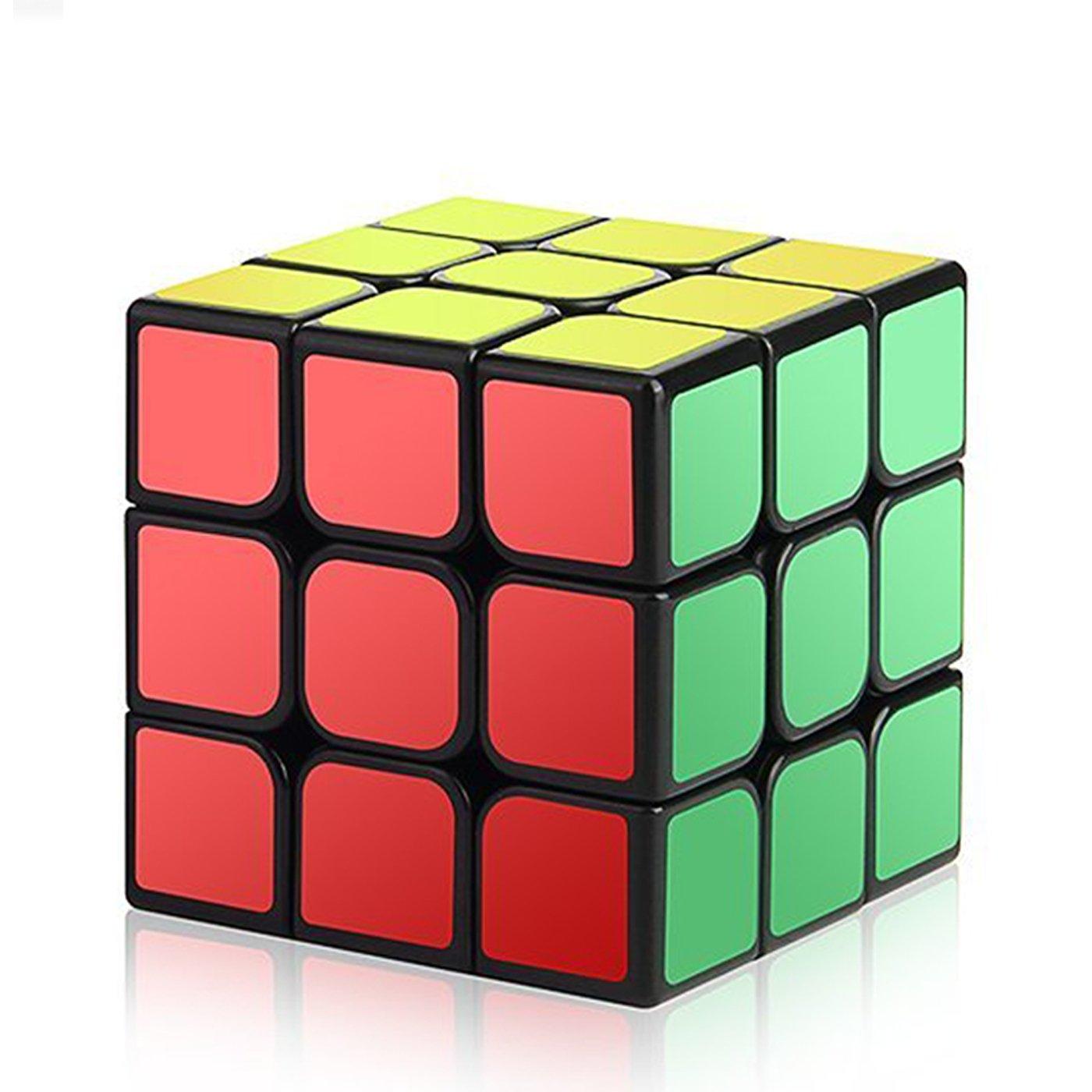 最安値級価格 Roxenda Speed With Cube Quicker Profession 3x3x3 Speed Cube B07FR8KJ2T - Easy Turning and Smooth Play - Super-durable Sticker With Vivid Colours - Turns Quicker and More Precisely Than Original B07FR8KJ2T, DEVICE:2425d01b --- a0267596.xsph.ru