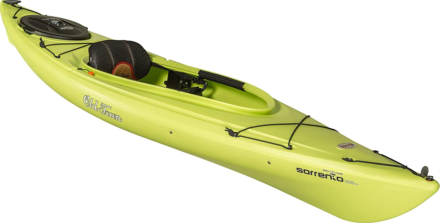 Old Town Sorrento 106sk Kayak – 2018 10'3'' Lemongrass B0798SYSP7