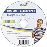 Das LRS-Förderpaket. Übungen zur Serialität (CD-ROM): Grundschule, Deutsch, Klasse 1-4