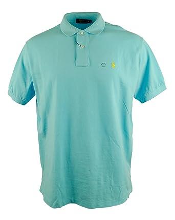 0676c8a7 Amazon.com: Polo Ralph Lauren Men's Big And Tall Classic Fit Short Sleeve  Polo Shirt-HB-1XB: Polo RALPH LAUREN: Clothing