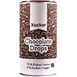 Xucker Schoko-Drops (750 g) aus Xylit-Schokolade