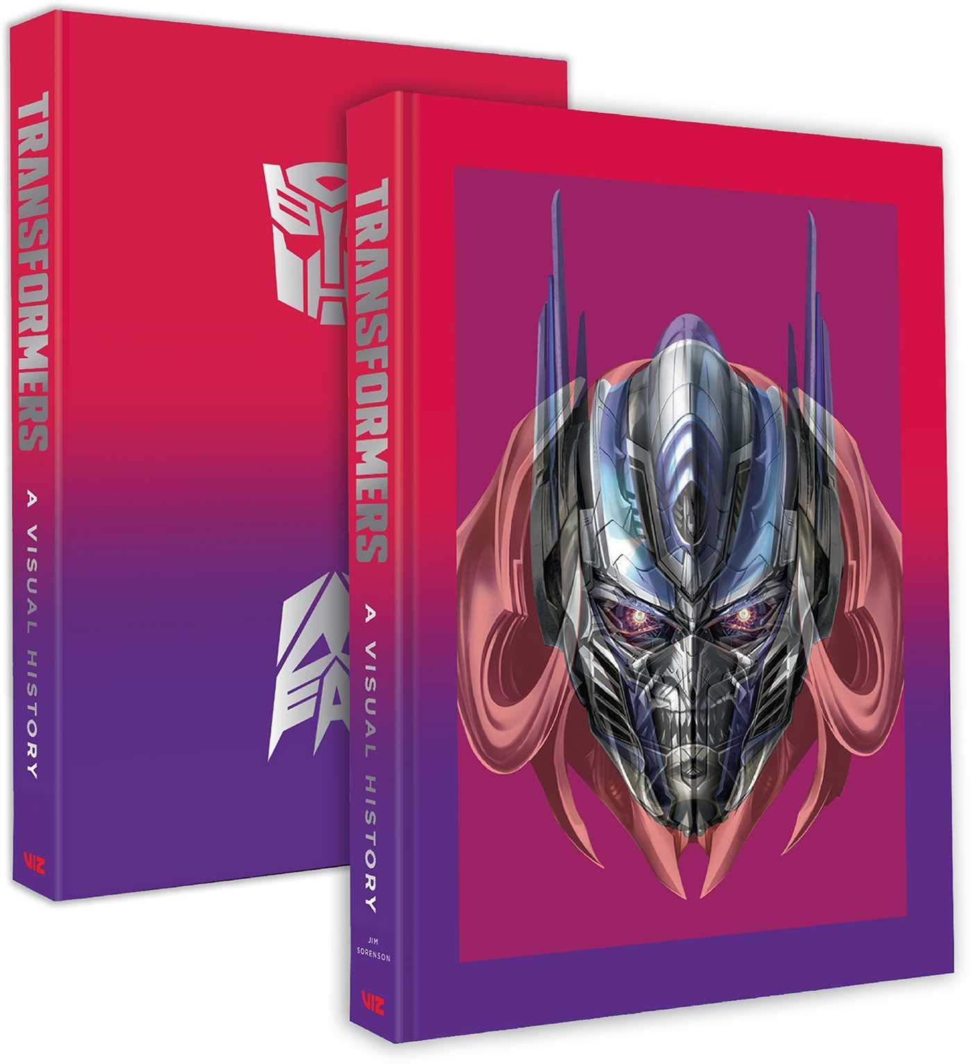 Transformers: A Visual History (Limited Edition) by VIZ Media LLC