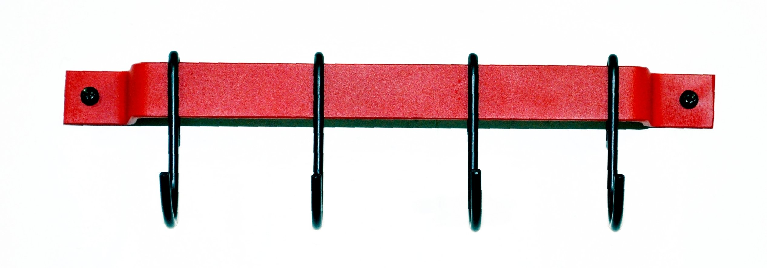 12'' Red Utensil Rack by Rogar by Rogar