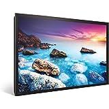 """Seura STM3-55-S Storm 55"""" Weatherproof Outdoor TV/Display, Black"""