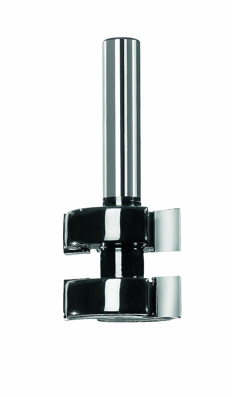 Bosch 2609256608 - Fraise à bouveter 2 tranchants - Tige de 8 m - Diamètre 25 cm