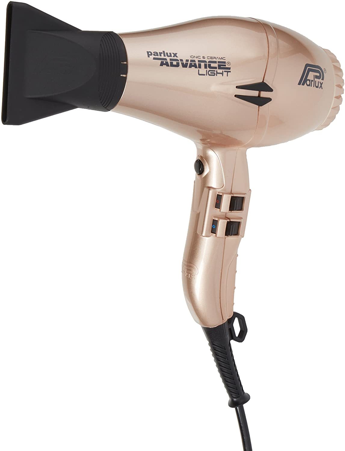 Parlux Advance Light Ceramic and Ionic Hairdryer - Best hair dryer for damaged hair
