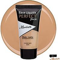 Base Líquida Perfect Face 08, Marchetti, Bege