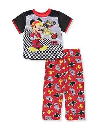 28df73f6f Amazon.com  Disney Mickey Mouse Boys  2-Piece Pajamas  Clothing