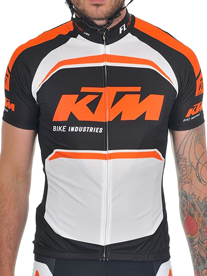 Amazon.com: KTM Factory Line Jersey: Sports & Outdoors