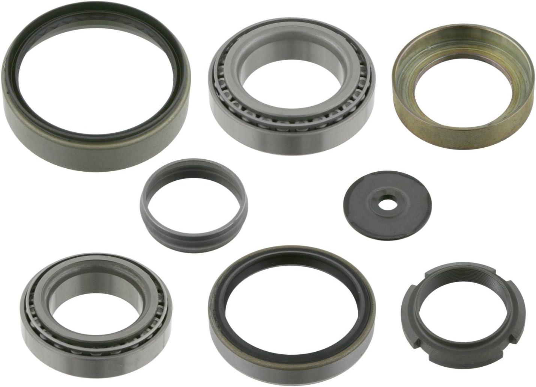 febi bilstein 08840 wheel bearing kit (rear axle both sides) - Pack of 1