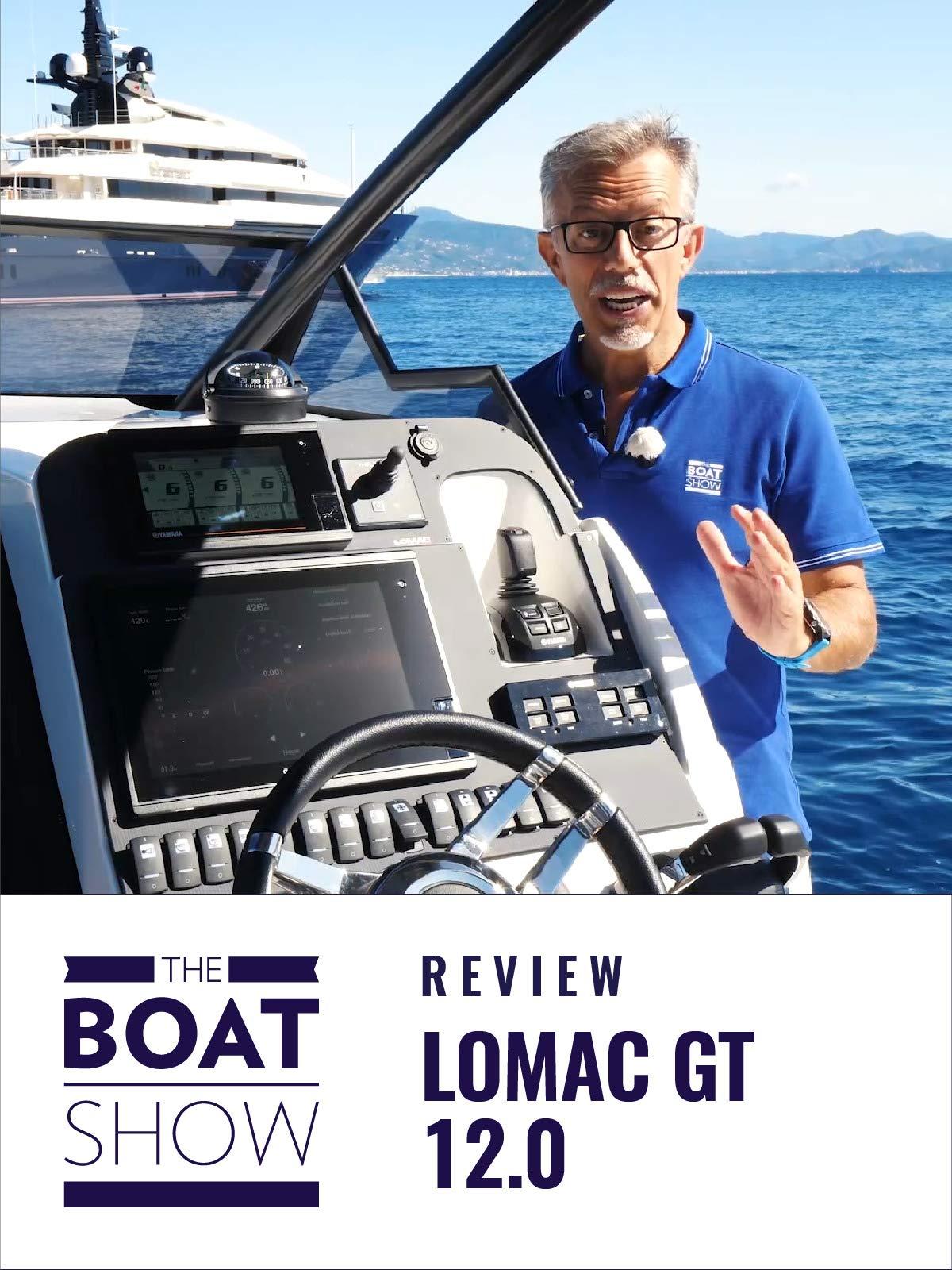 Clip: Lomac GranTurismo 12.0 - The Boat Show