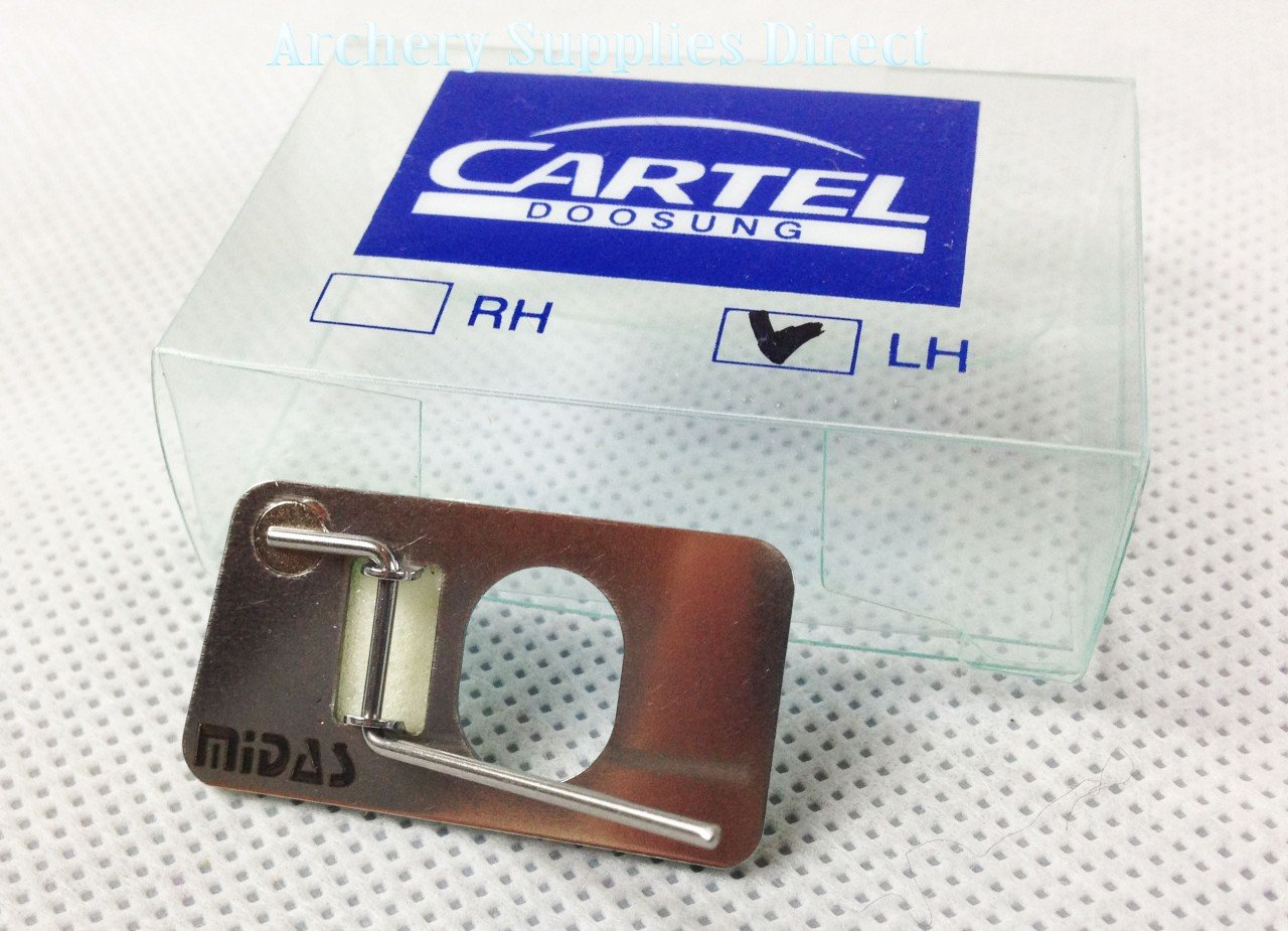 by ASD Cartel Magnetic Arrow Rest Midas Mag Right Hand
