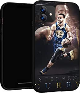 """iPhone 11 Case,Plastic Cover Case for iPhone 11 6.1"""" (Curry-Warriors)"""