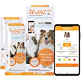 UriVet10-S2(Standard Package 2sets), Home Mobile Checkup Urinalysis Test Strips Kit Health Wellness Care for Dogs & Cats