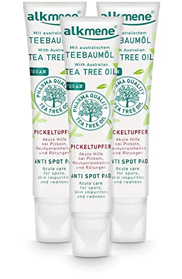 Amazon Com Tea Tree Oil Acne Spot Treatment For Oily Acne